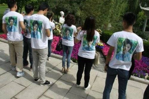 Người hâm mộ chưa bao giờ hết thương nhớ Lâm Đại Ngọc năm nào.