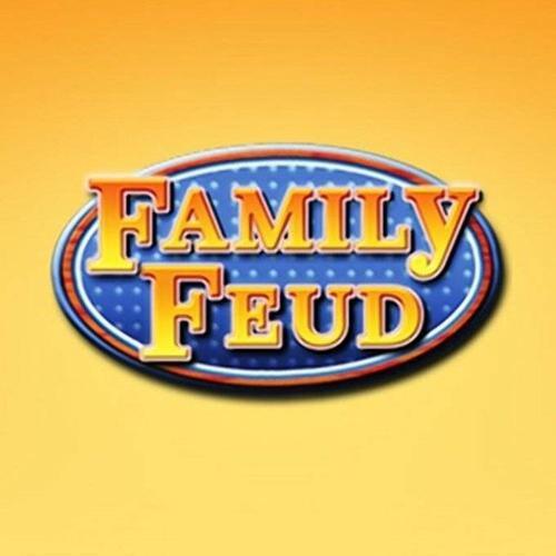 Logo gameshow Family Feud.