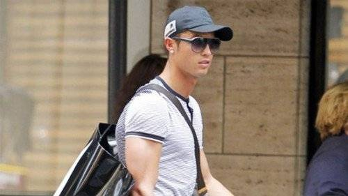 Ronaldo hạnh phúc khi tìm được bến đỗ mới.