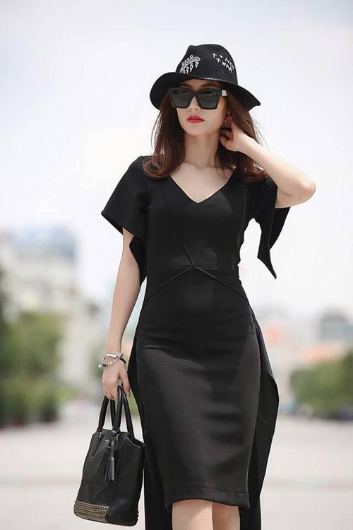 Màu đen huyền bí sẽ là sắc màu mới lại cho những ao yêu thích phong cách thời trang đường phố.