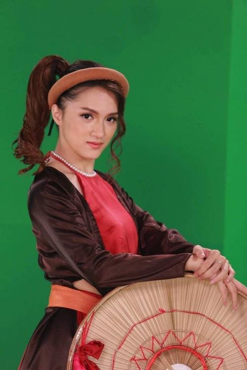 Huong Giang Idol 16