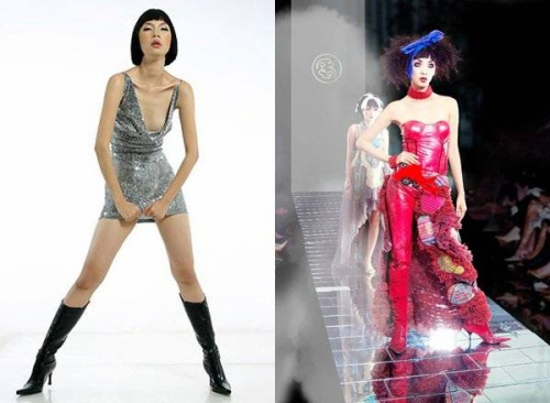 Xuân Lan là một trong số ít người mẫu vẫn gắn bó với làng thời trang nhưng ở vai trò khác. Từng là chân dài có tiếng của thập niên 90, 2000, Xuân Lan được biết đến nhờ gương mặt cá tính dù chiều cao hạn chế. Trong thời kỳ đỉnh cao với nhiều lời mời làm vedette, Xuân Lan còn lấn sân sang diễn xuất.