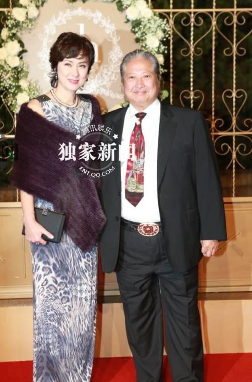 Vợ chồng Hồng Kim Bảo