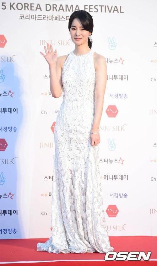 Kiều nữ Lim Ji Yeon.