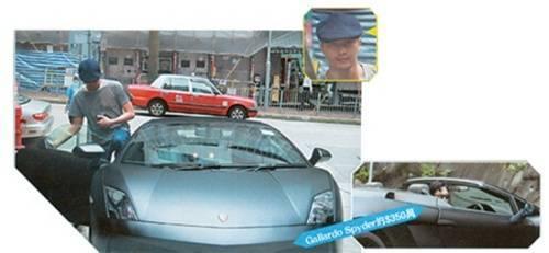 Nhưng hóa ra đây lại là xe cũ từng được Trương Trí Lâm sử dụng từ năm 2010.