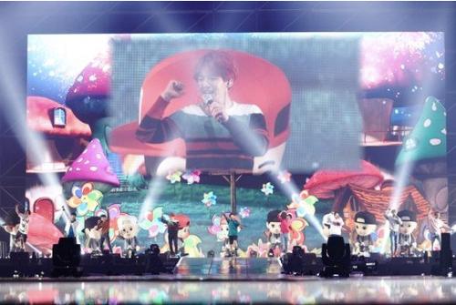 Đêm nhạc rực rỡ màu sắc của EXO đã thành công ngoài mong đợi.