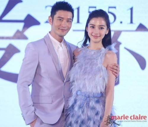 Huỳnh Hiểu Minh liên tục vướng tin cặp kè gái trẻ trong thời gian yêu Angela Baby.