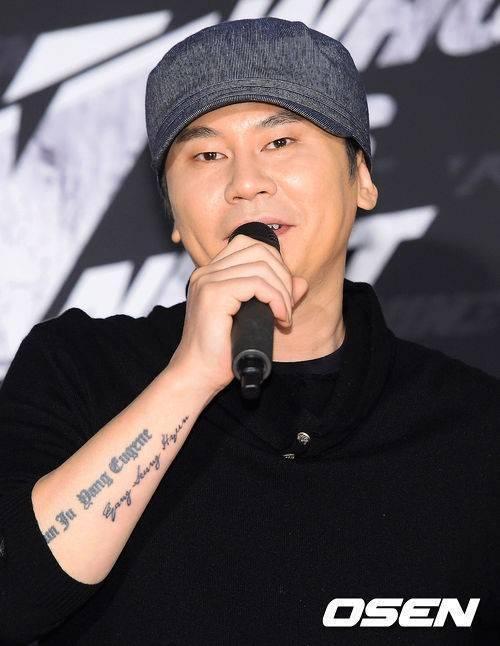 Chủ tịch YG Yang Hyun Suk không quá chú trọng đến việc đưa gà nhà lên truyền hình biểu diễn.