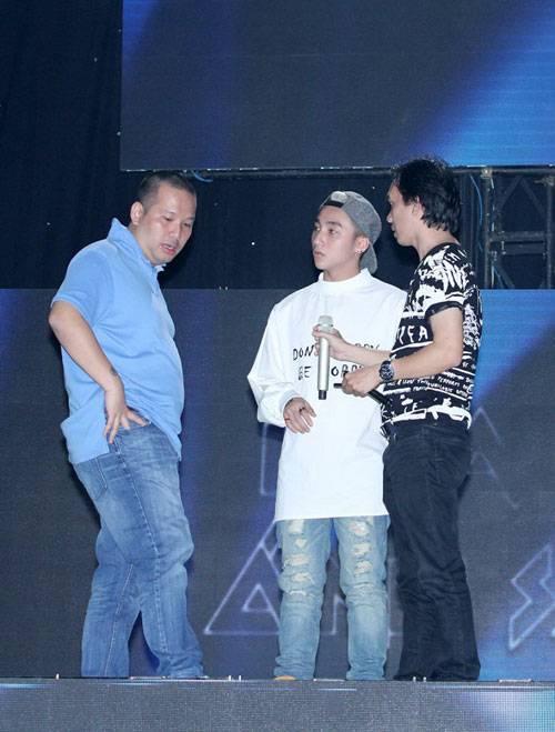 """Quang Huy, người quản lý của ca sĩ Sơn Tùng M-TP, là nỗi """"ám ảnh của giới tổ chức biểu diễn"""""""