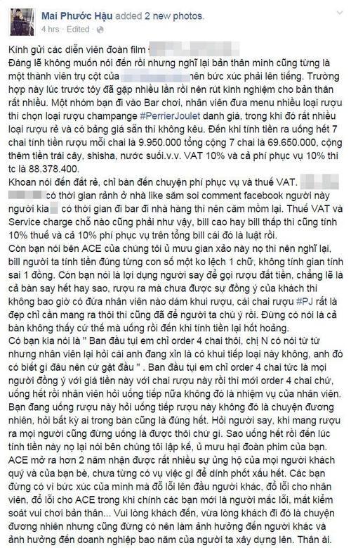 BJ Mike Hao buc xuc