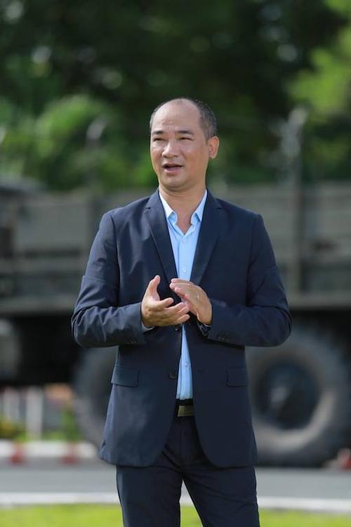 Giam khao Tuan Hai