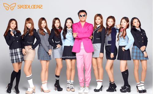Phía JYP nhận sai sót và yêu cầu gỡ bỏ quảng cáo.