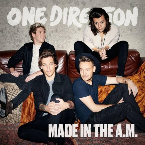Album mới Made In The A.M của nhóm.