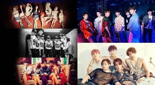 Nếu MAMA có khả năng thiếu Big Bang thì Melon Music Awards cũng kém sôi động vì loạt nhóm khác cáo bận.