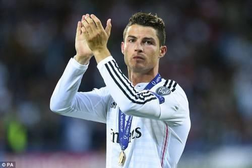 Hiện tại, Cristiano Ronaldo được xem là biểu tượng mới của Real.