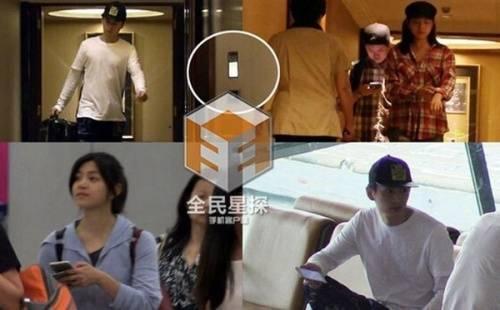Vào tháng 6, Trần Nghiên Hy và Trần Hiểu bị tóm ảnh qua đêm tại khách sạn. Sau loạt ảnh này, cả hai phải thừa nhận chuyện hẹn hò bí mật.