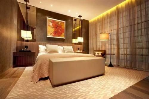 Phòng ngủ sang trọng.