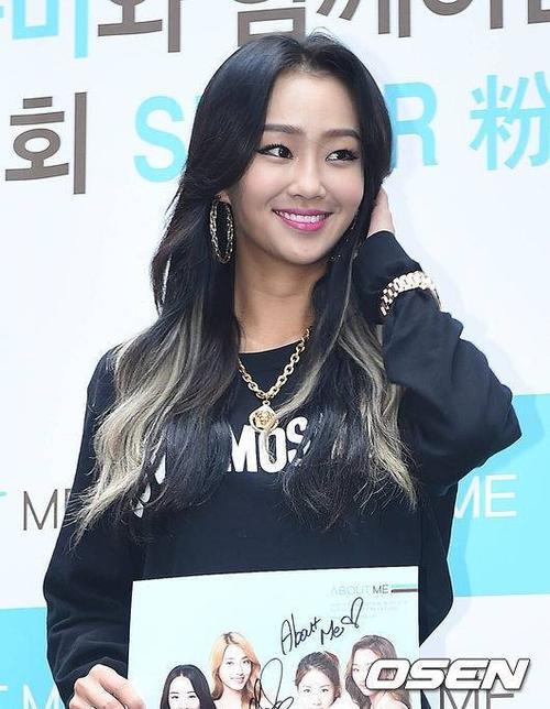 Sau Taeyeon là Hyorin (Hyolin) của nhóm SISTAR được chấm 87 điểm, 21 phiếu. Không chỉ sở hữu những bước nhảy gợi cảm, Hyorin còn là giọng ca chính của nhóm SISTAR. Hyorin từng tham gia mùa thứ hai của cuộc thi I Am A Singer có sự góp mặt của nhiều nghệ sĩ nổi tiếng.
