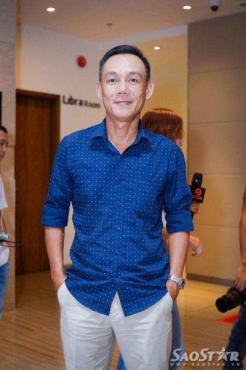Ông Võ Thành Nhân - Đại diện Đài truyền hình Vĩnh Long. Hiện tại, THVL là Đài truyền hình có kênh YouTube dẫn đầu tại Việt Nam.