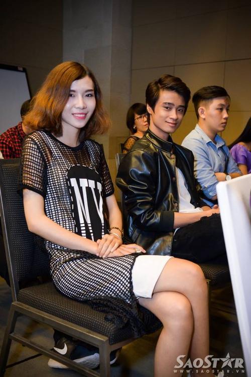 Mai Mi và Kang Phạm - Hai diễn viên trong các bộ phim của đạo diễn Luk Vân.