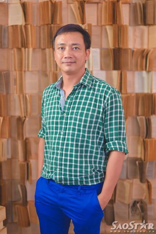 Đạo diễn Nguyễn Quang Tuyến
