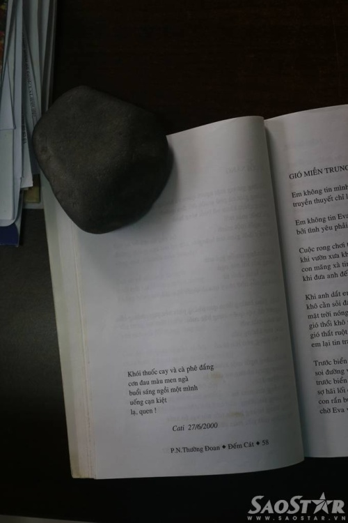 """Nguyên văn bài thơ """"Buổi sáng"""" của tác giả Thường Đoan trong tập """"Đếm cát""""."""