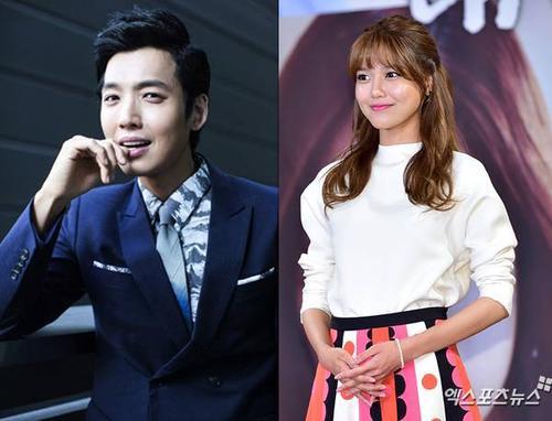 Cặp đôi Jung Kyung Ho - Soo Young hẹn hò được gần 3 năm.