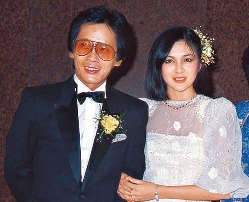 Quan Chi Lâm và người chồng đầu tiên.