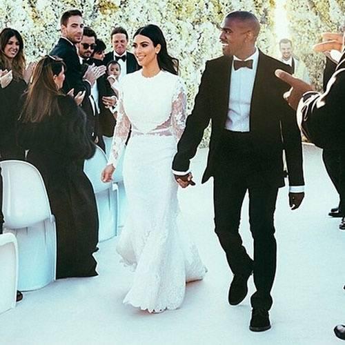 Đám cưới của Kim từng tiêu tốn 12 triệu USD.