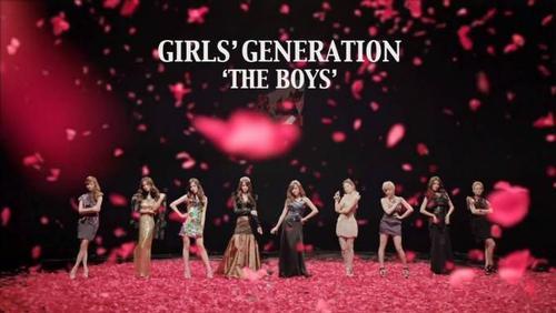 The Boys - một trong những hit lớn của nhóm nữ SNSD có 6 tuần đứng đầu ở chương trình ca nhạc Music Bank và chỉ chịu dừng lại trước You And I của IU. The Boys nằm trong album thứ 3 cùng tên được SNSD phát hành tháng 10/2011.