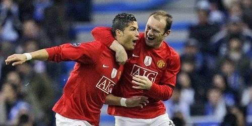 Rooney hy vọng sẽ cùng CR7 sát cánh và ghi bàn trong trận đấu đáng nhớ này.