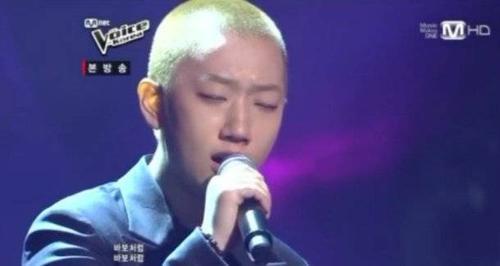 Kim Hyun Ji thi The Voice Hàn mùa giải thứ hai vào năm 2013.