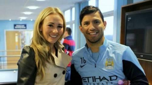 Cặp trai tài gái sắc mới của Man City.