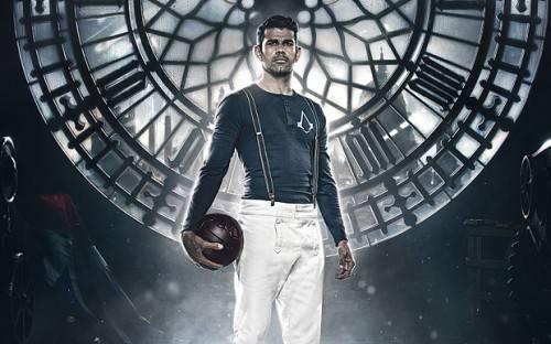 Hình ảnh trong quảng cáo của Diego Costa.