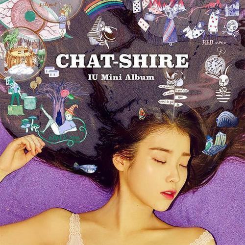 Album mới của IU khá thành công sau khi ra mắt.