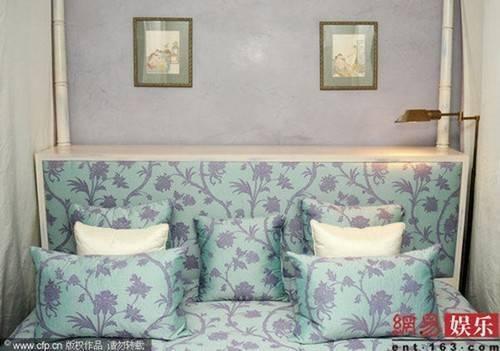 Nội thất trong phòng riêng Lưu Gia Linh.
