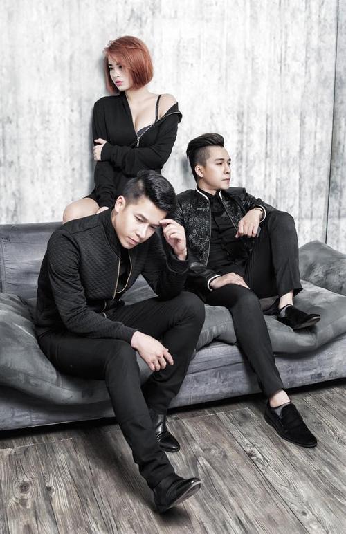 Hải Băng kết hợp với The Men trong các dự án âm nhạc sắp tới.