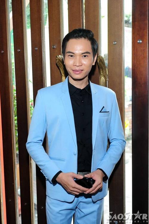 Ca sĩ Quang Đại.