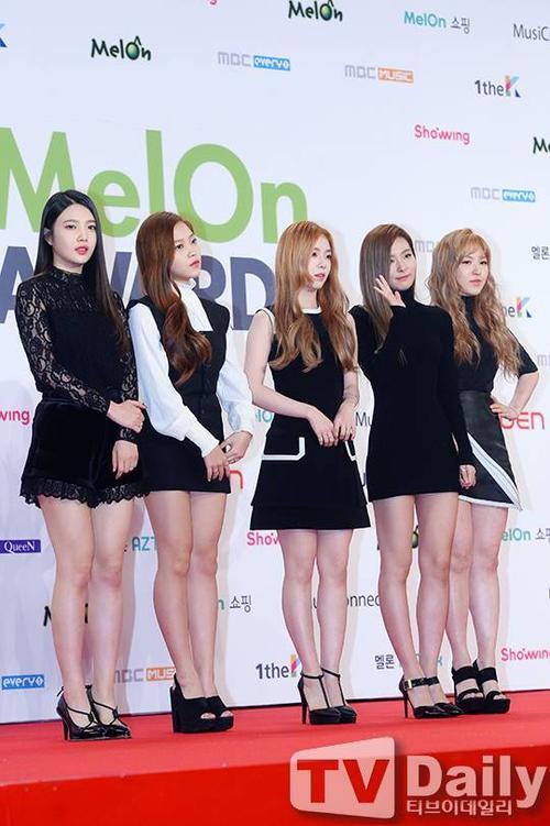 Red Velvet - chủ nhân của giải quan trọng Album của năm.
