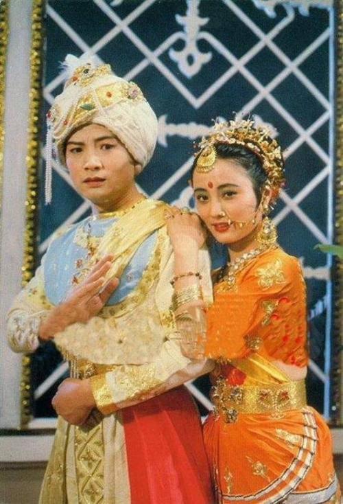 Lý Linh Ngọc trong vai Ngọc Thố Tinh - yêu tinh đẹp nhất trong Tây du ký theo đánh giá nhiều chuyên gia.