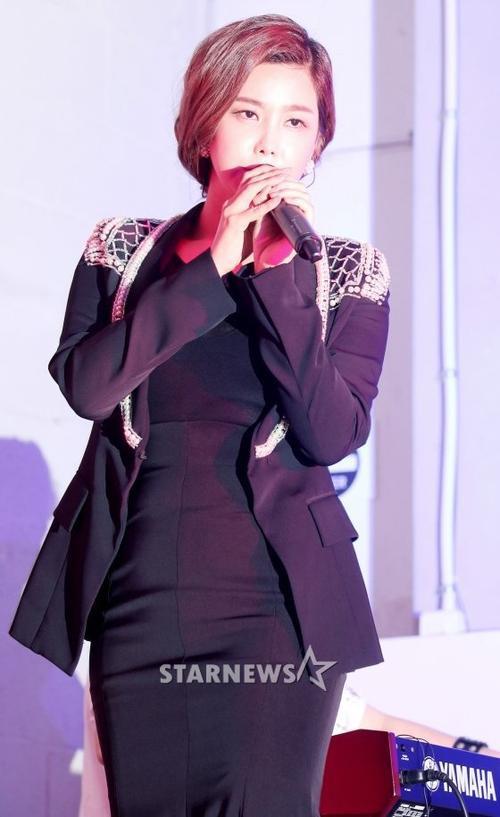Ca sĩ Solbi.