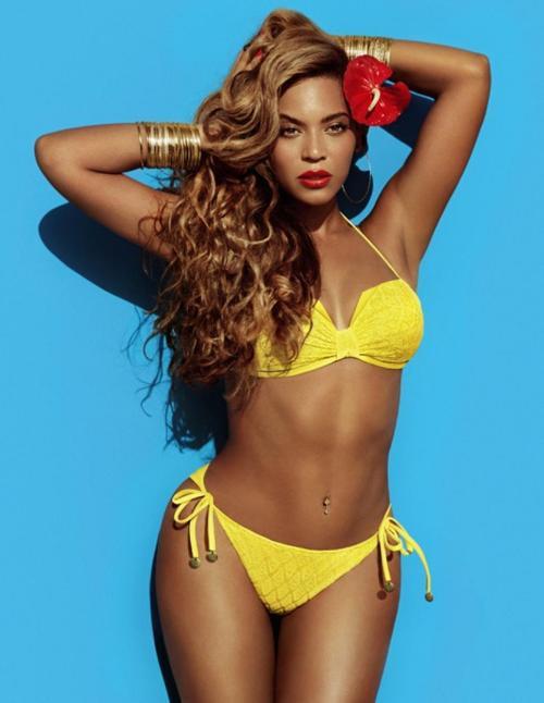 Beyonce là nữ hoàng yêu sách.