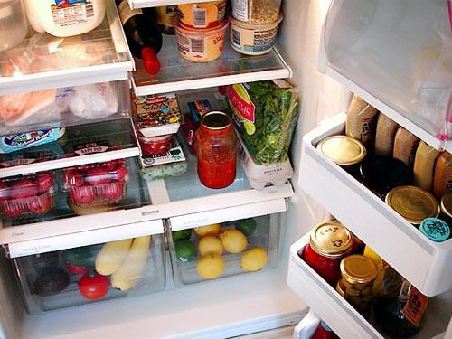 Bảo quản thực phẩm đúng cách để không bị nhiễm độc.