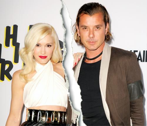 Vợ chồng Gwen Stefani - Gavin Rossdale chia tay sau 13 năm dài chung sống.