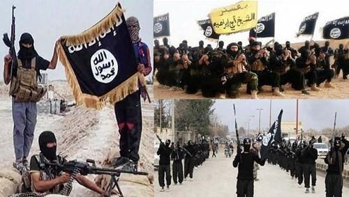 """Nhờ bàn tay của Mỹ, IS đã hiện thực hóa giấc mơ thành lập một """"Nhà nước Hồi giáo"""" thống nhất."""