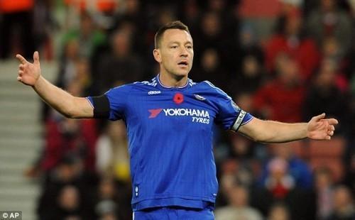 Terry thật sự ghi được hình ảnh đẹp trong lòng người hâm mộ.