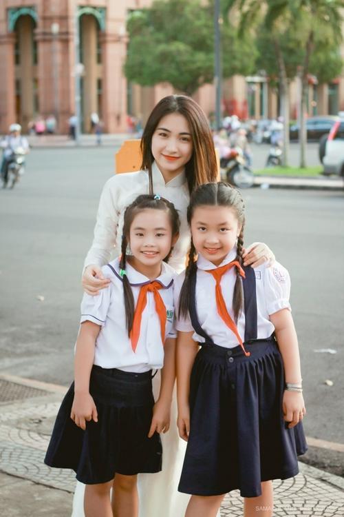 """Các em nhỏ đến từ đội """"Biệt đội tí hon"""" của Hòa Minzy là những thí sinh nhỏ tuổi nhất cuộc thi."""