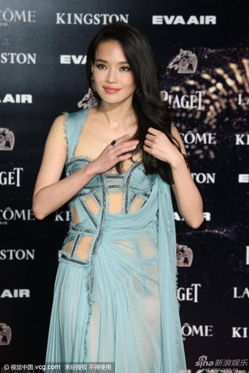 Cô được kỳ vọng ngôi Ảnh hậu Kim Mã năm nay.