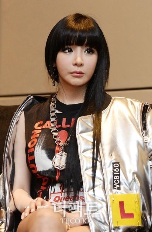 Năm 2014, Kpop xôn xao vì scandal mua bán chất cấm của ca sĩ Park Bom.