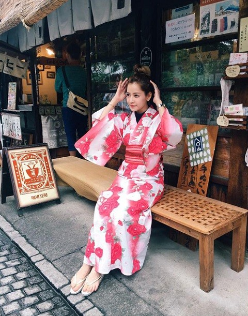 Chipu kimono